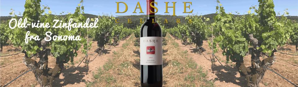 Nyt vinhus: Dashe Cellars