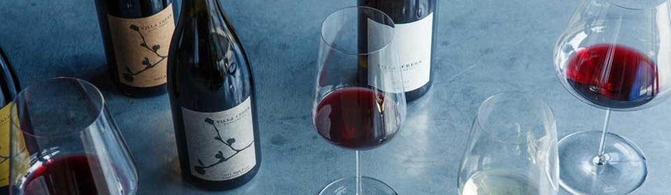Smag Villa Creeks nye vine