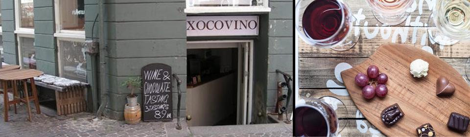 Efterårssmagning på Xocovino