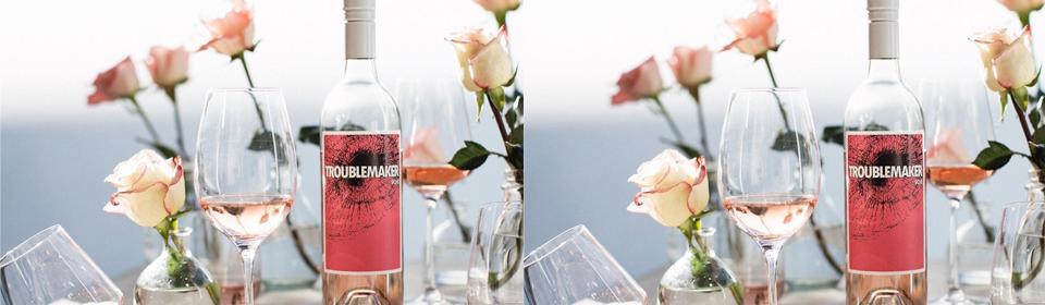 Sommer betyder Troublemaker rosé!